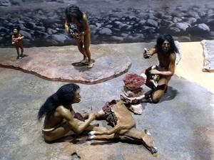 Musée Mexico préhistoire figurines