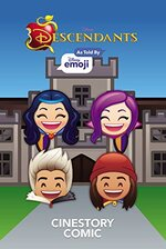 # Liste des Romans de Disney Descendants