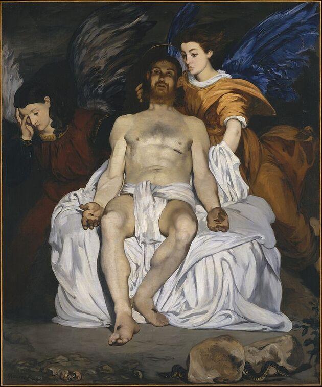 Manet 6 /           1863: Olympia , nouveau scandale !