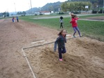 Séance d'athlétisme au stade municipal ce mercredi 14 octobre
