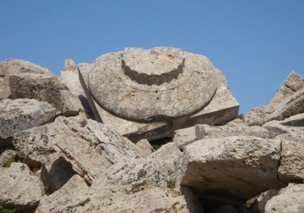 Selinonte, temple G 2