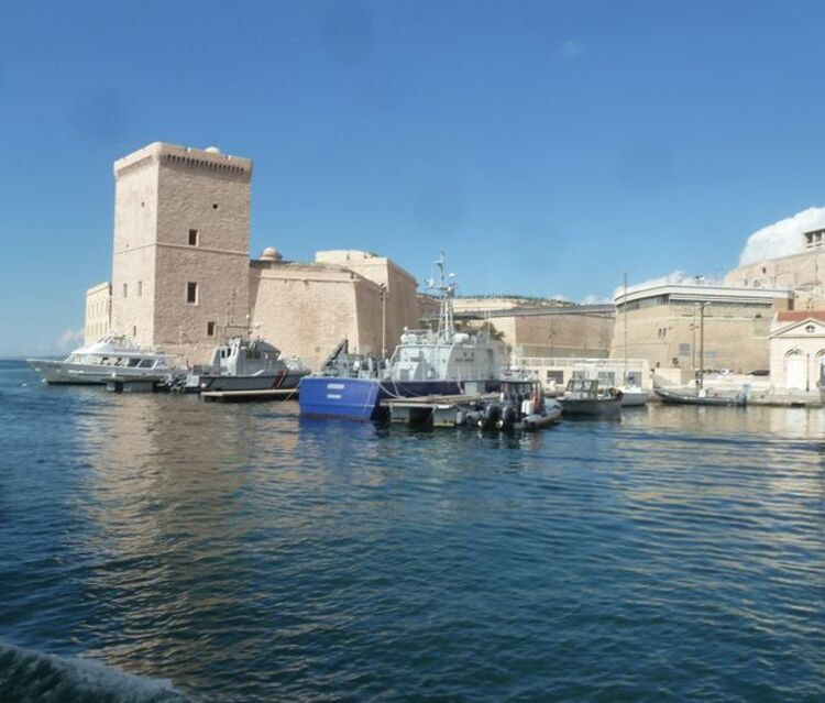 Marseille octobre 2013.