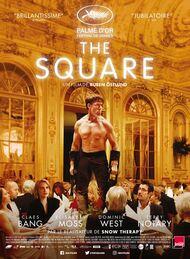 The Square : Affiche