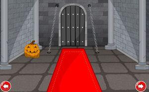 Jouer à Halloween castle escape