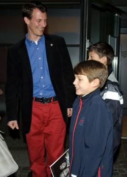 Frederik et ses fils