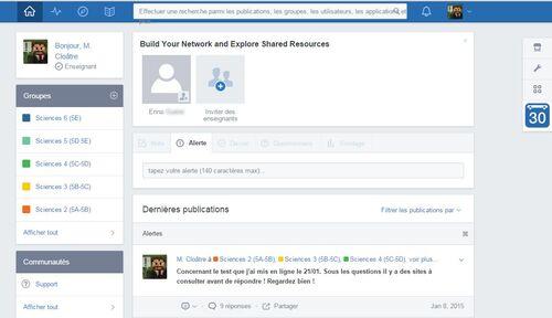 La classe inversée, Edmodo, Google Drive : quelques retours d'expérience et conseils