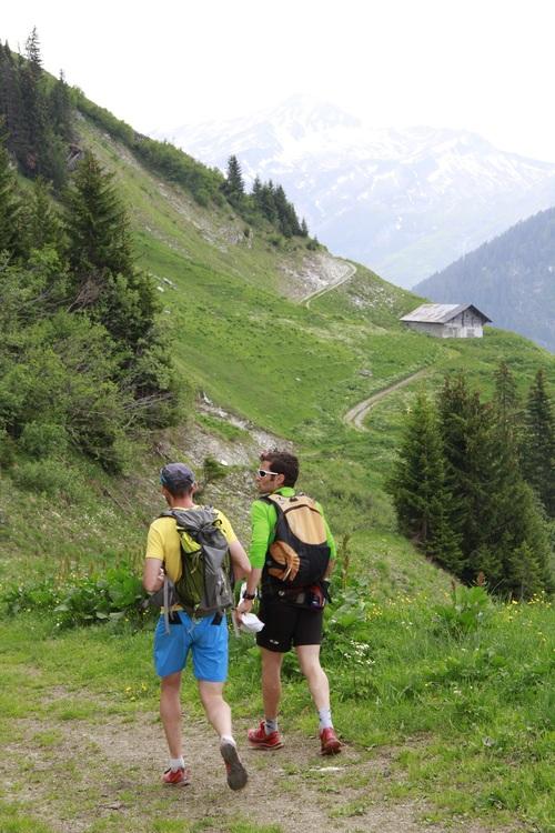 Balisage circuit trail