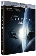 [Blu-ray 3D] Gravity