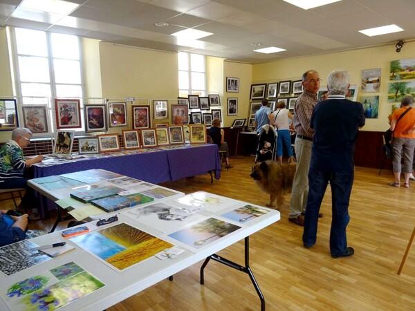 Passion peinture 2015 à Brion sur Ource