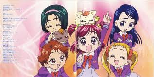 Yes Pretty Cure 5 Chibi