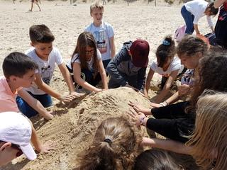 Sortie scolaire à Saint Malo