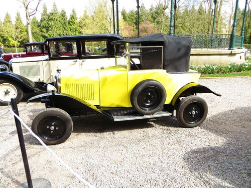 Expo voiture ancienne