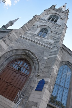 Quebec église Chalmers