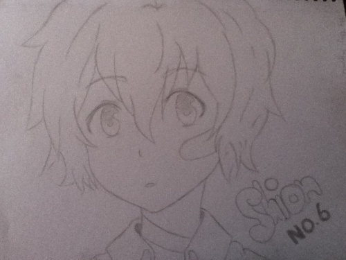 Shion (NO.6)[DESSIN]