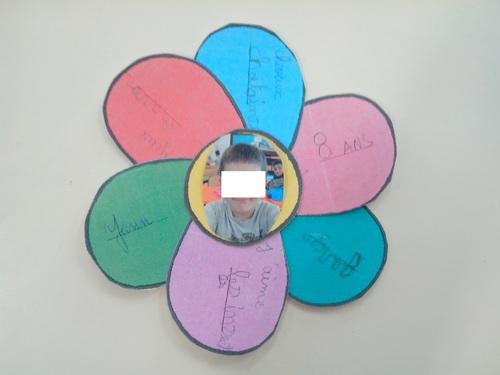 * Rentrée: une fleur pour se présenter