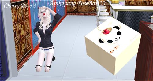 Avikapang => PoseBox 20