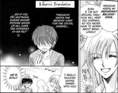 [Manga] Tout sauf un Ange