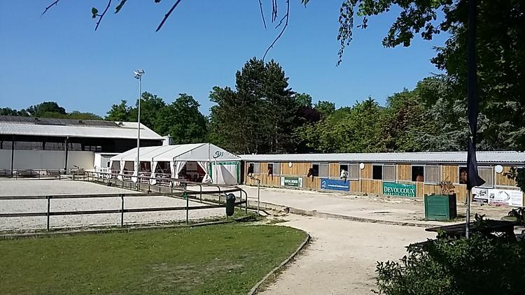 Centre Equestre de Marolles en brie balade de dimanche dernier