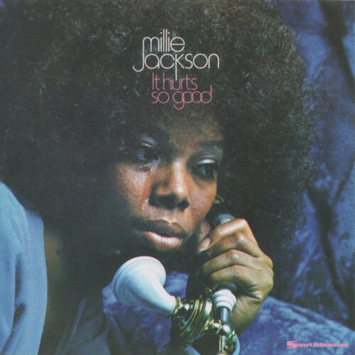 "Millie Jackson : Album "" It Hurts So Good "" Spring Records SPR 5706 [ US ]"