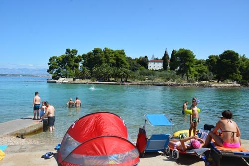 Croatie en été - Août 2018