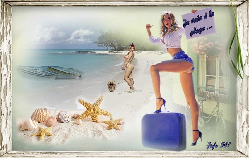 Mademoiselle chante le blues !!!