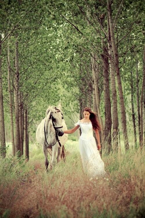 Les dames aux chevaux