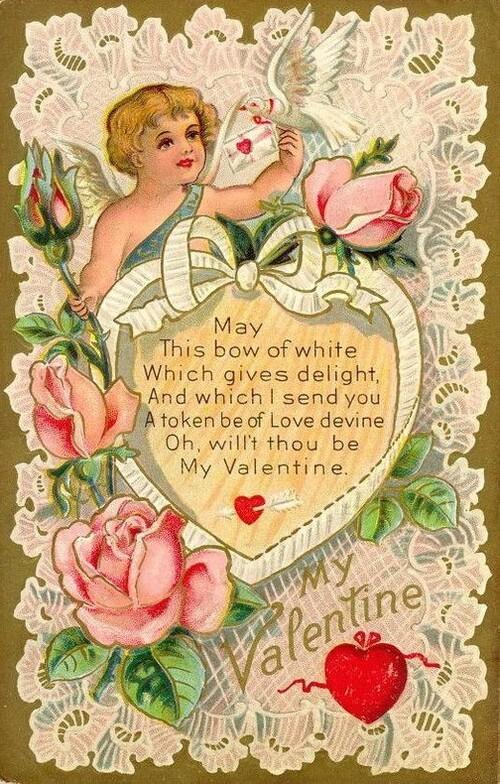 14 Février : C'est la Saint Valentin