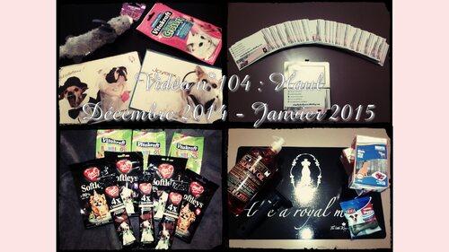 Haul# Décembre 2014 - Janvier 2015