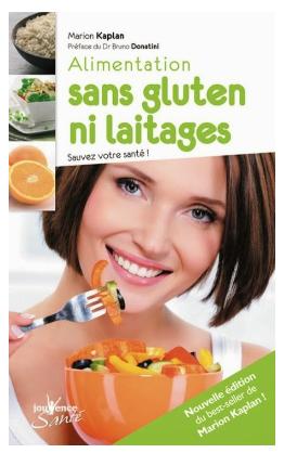 Alimentation sans gluten ni laitages