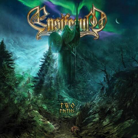 ENSIFERUM - Un nouvel extrait de l'album Two Paths dévoilé