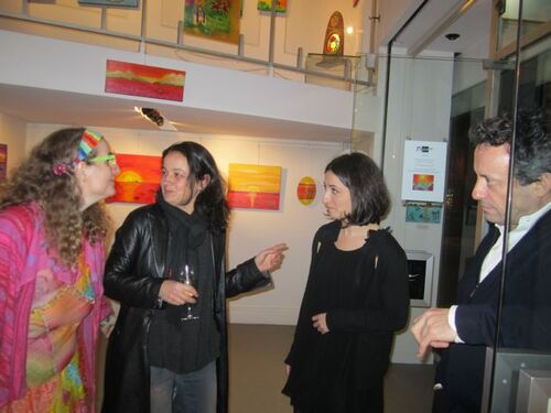 Galerie Pikinasso, à Roanne