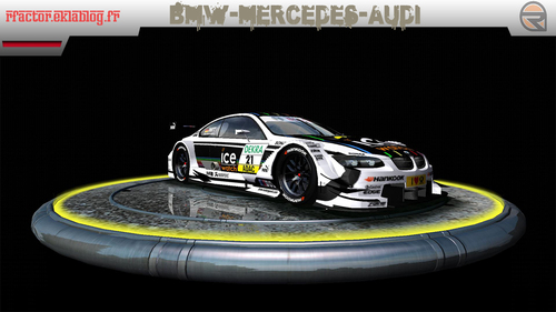 Team BMW Team MTEK