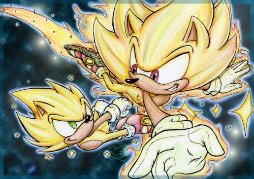 Sonic et ses pouvoirs