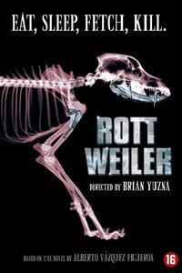 Rottweiler : La nature en a fait un animal. La science, un monstre... Laissé pour mort, un rottweiler particulièrement féroce se redresse sur ses pattes, transformé dans les laboratoires de l'armée en véritable cyborg. L'ossature blindée par des injections massives de calcium, la mâchoire naturelle remplacée par une prothèse d'acier et déjà doué de l'instinct du chasseur, il se jette sur les traces de Dante, un évadé qui ignore encore qu'il a le diable à ses trousses...-----... Origine : espagnol  Réalisation : Brian Yuzna  Durée : 1h 39min  Acteur(s) : William Miller,Irene Montala,Paulina Galvez  Genre : Epouvante-horreur,Science fiction  Date de sortie : 4 juillet 2007en DVD  Année de production : 2004  Critiques Spectateurs : 2,0