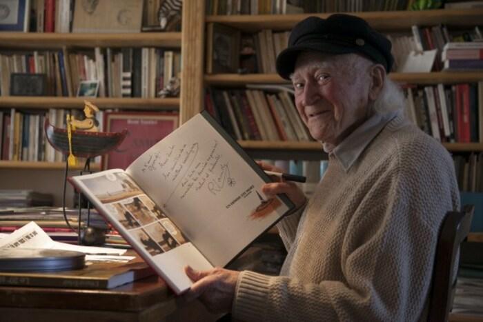 """Dans la grande et belle histoire du cinéaste français  René Vautier  réalisateur du film """" Avoir 20 ans dans les Aurès""""  Voici l'un de ses nombreux témoignages"""