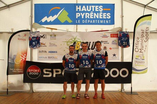 Championnat de France de Raid FFTRI - Bagnères de Bigorre (65)