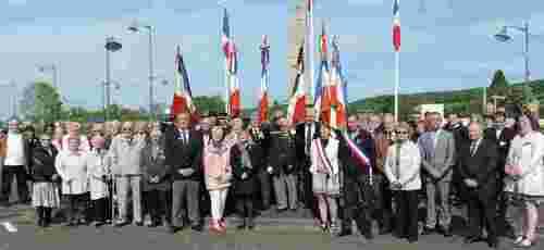 70ème anniversaire de la Libération