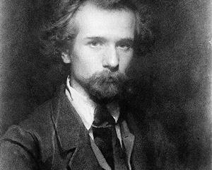 Portrait of the Artist Pavel Petrovich Chistyakova  - Ivan Kramskoy