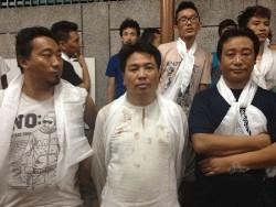 Des Tibétains du TYC en grève de la faim en Inde
