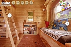 Jouer à Rocky Mountain tiny home escape