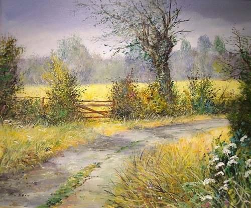Peintures de : Dominique BAKK