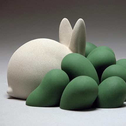 Des histoires de lapin dans le design ou la déco