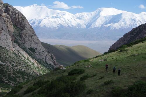Le Kirghizistan