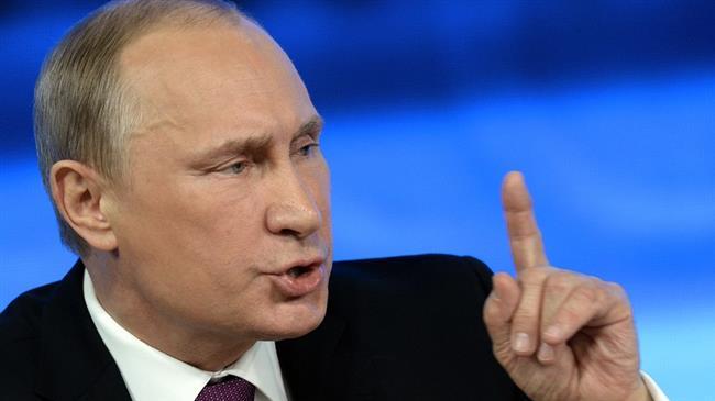Le président russe a mis en garde contre l'adhésion de l'Ukraine à l'OTAN. ©AFP