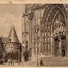 beauvais palais de justice  cathédrale 1936