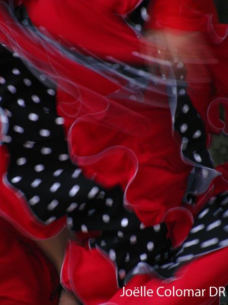 Sévillanne rouge