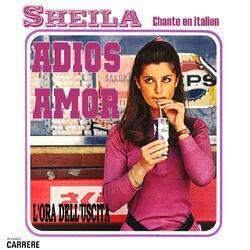 ADIOS AMOR (en italien)