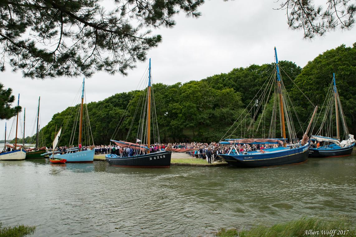 BZH 2017 : Pont Callec et la fête du Maërl . Part 6 et fin