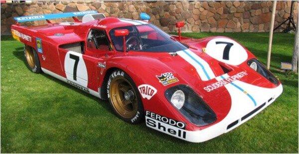 Le Mans 1971 Abandons I