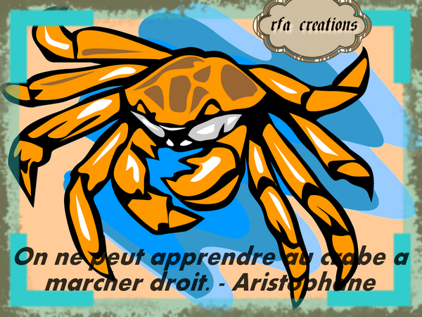 CITATION D'ARISTOPHANE